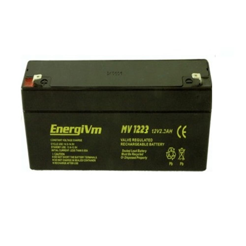 Bateria 12V 2,3Ah. - Item3