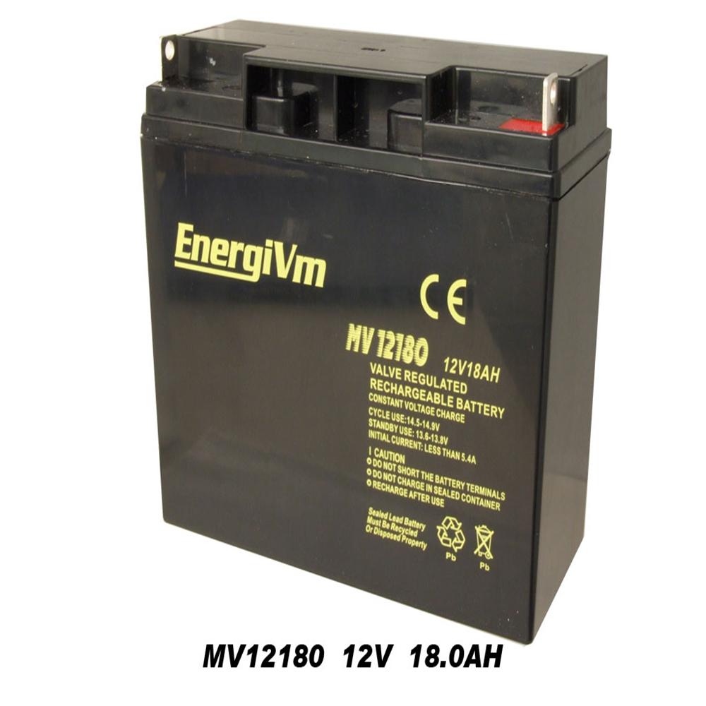Bateria 12V 18Ah - Item5