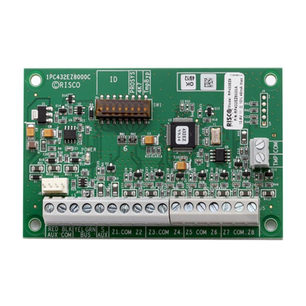 Mòdul expansor de 8 zones cablejades convencionals per a ALIAT i PROGUARD - Item6