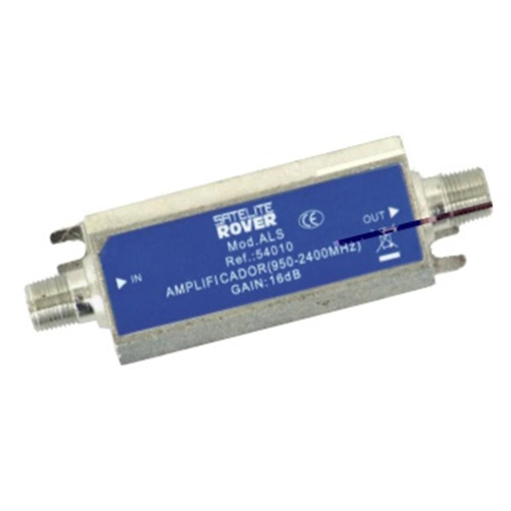 Amplificador FI telealimentado 13-18 Vdc