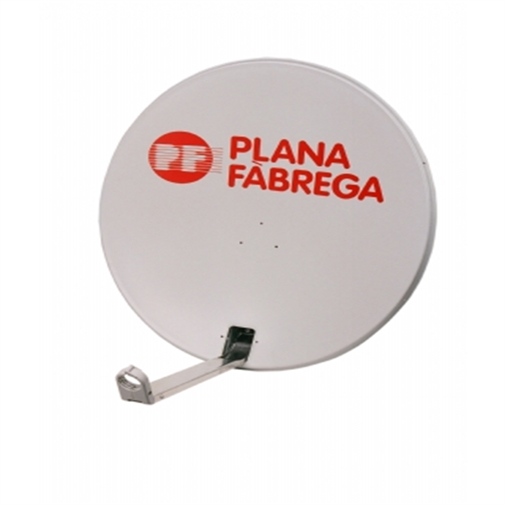 Antena parabólica 80cm P.F. individual Ref.TDS 78/1 P.F.