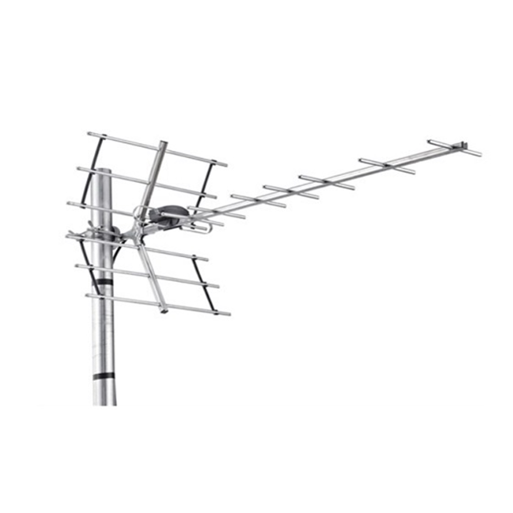 Antena UHF Yagui C21/C60 14 elem Guany 13.5 dB DIGI 014 LTE
