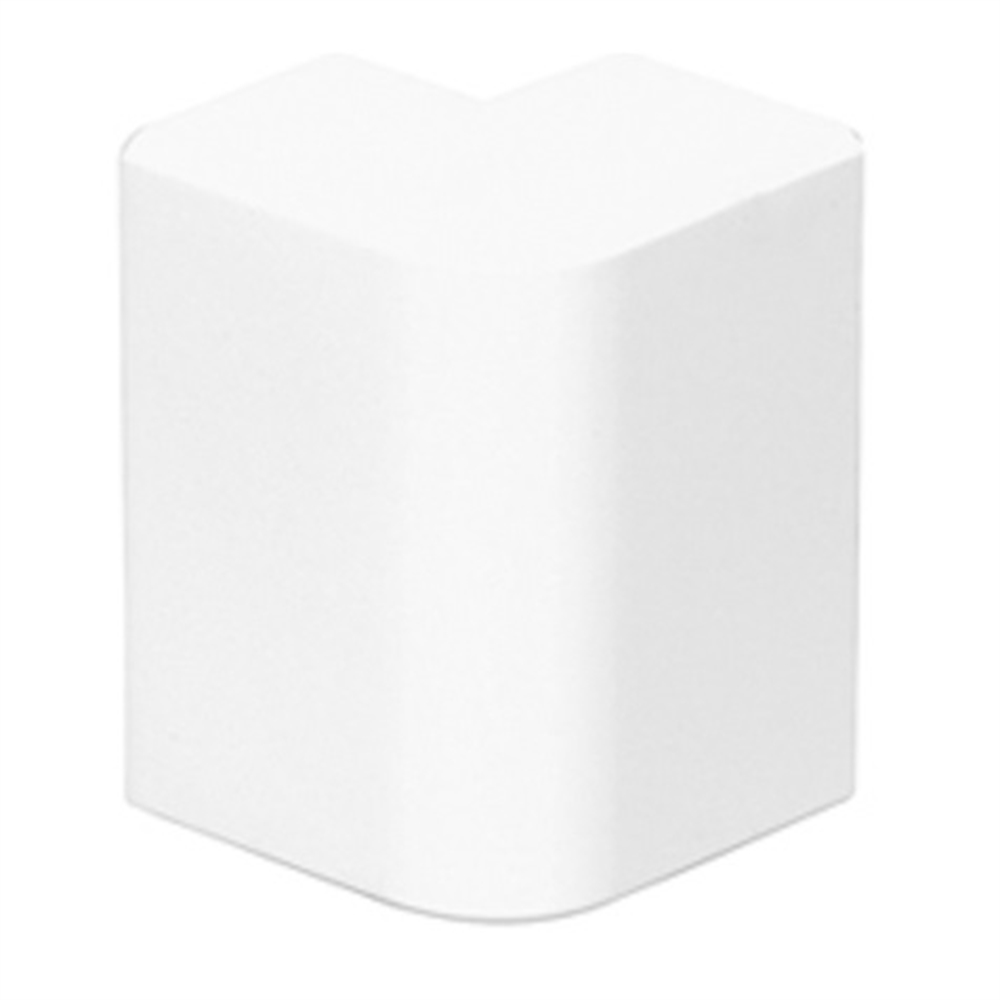 Angle Exterior Canal 12x7 blanc