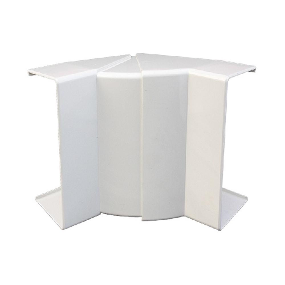 Angulo interior variable Canal 90x50 blanco