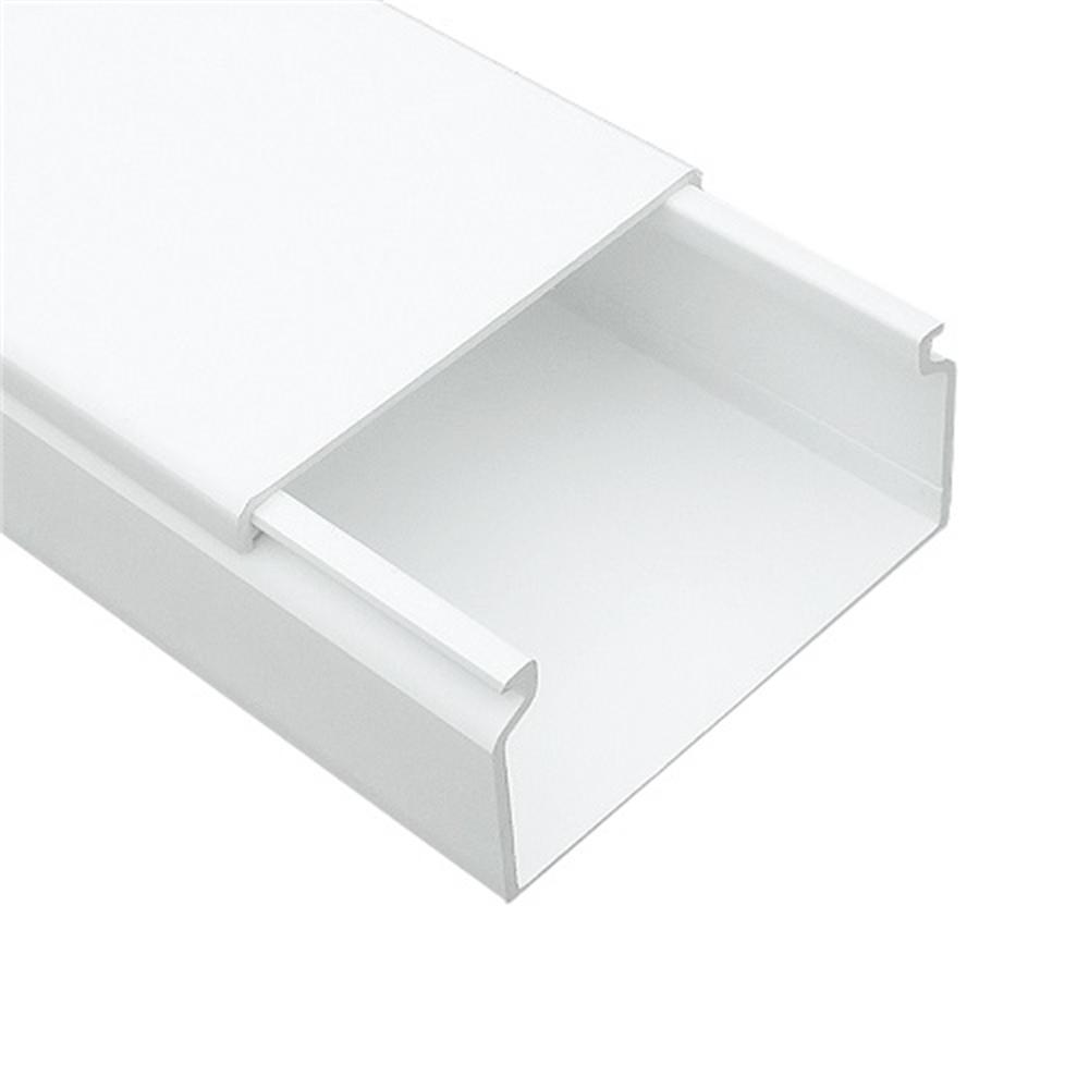 Canal 100x40 blanc