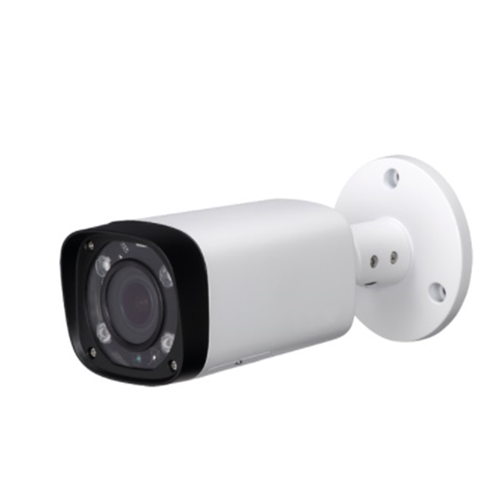 Cámara bullet HDCVI 2Mp 1080p VF motor 2.7-12mm D/N WDR IR60m IP67