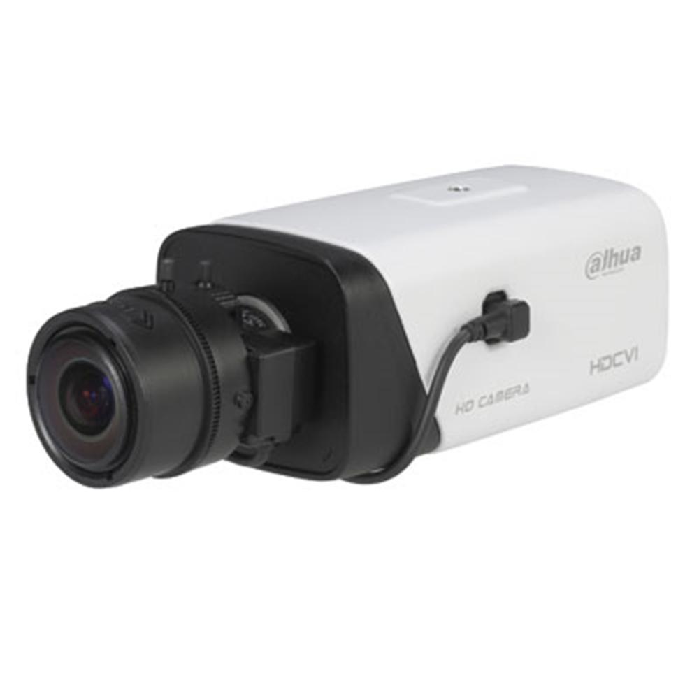 Cámara Box HDCVI 2Mp 1080P DN ICR WDR sin óptica