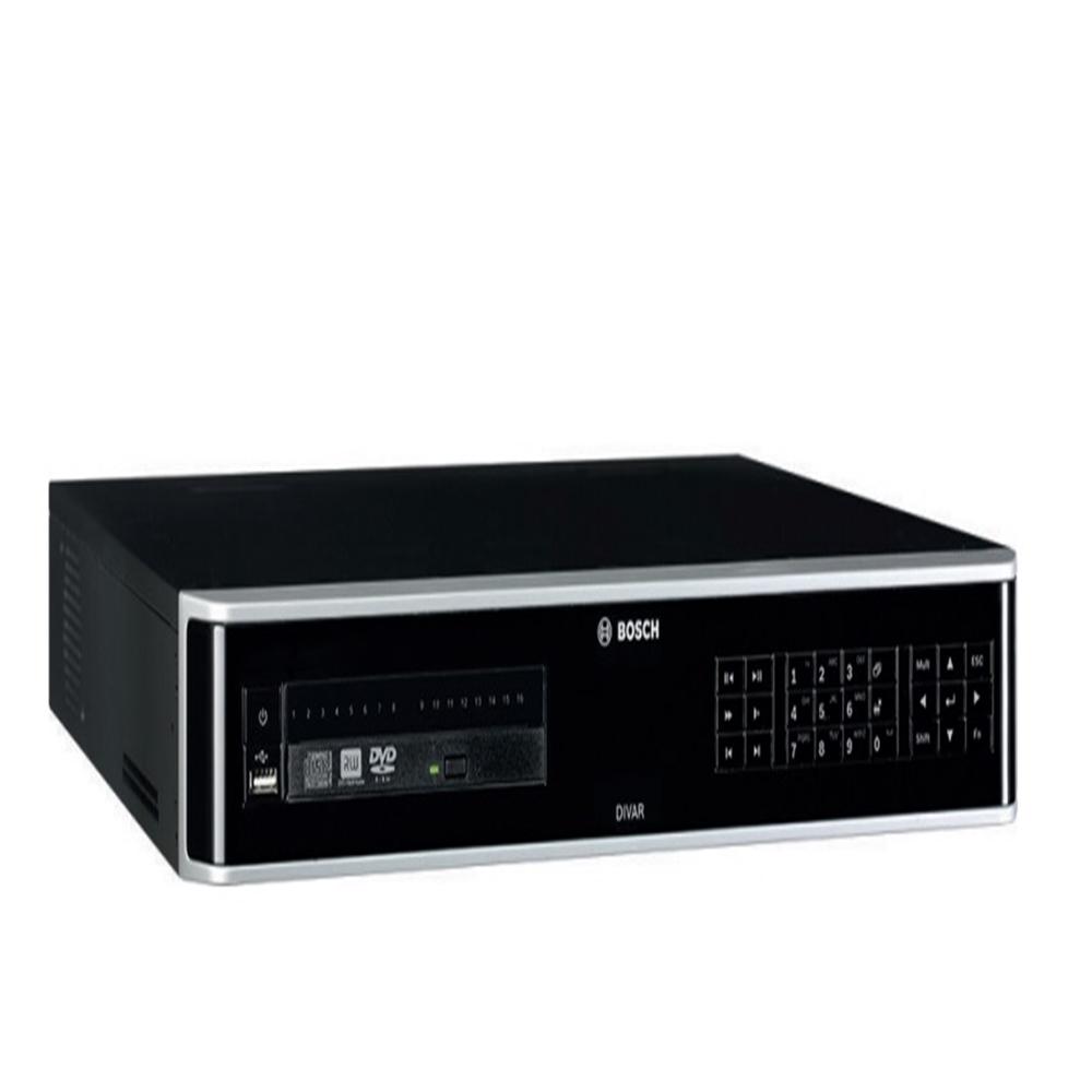 Videogravador hibrid 32 canals 16 IP+16 analogics o 32 IP (12Mp), 320 Mbps, disc 1x4Tb. H.264/H265 - Item1