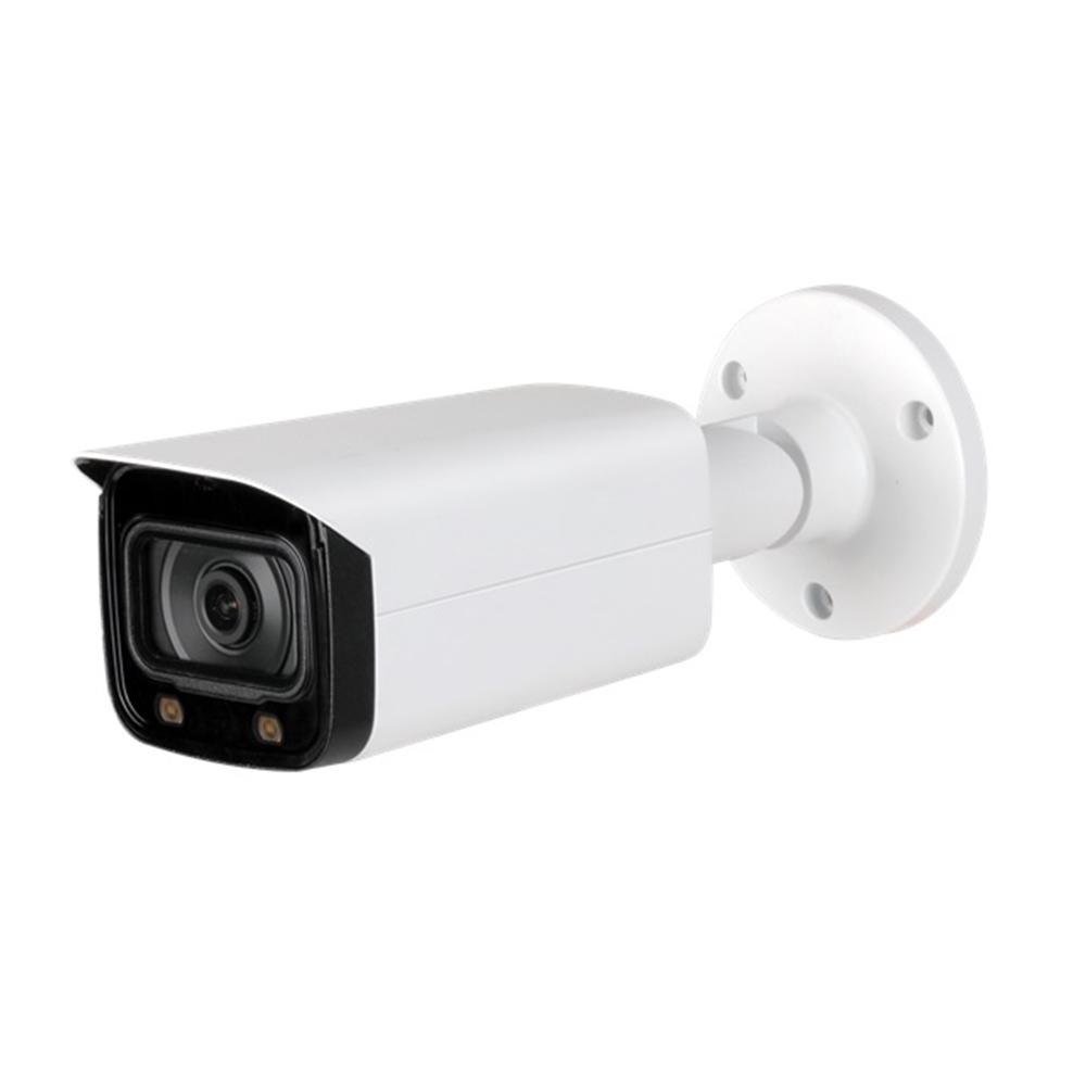 Càmera bullet HDCVI 4EN1 1080p Full Color Starlight IR 40m òptica 3.6mm IP67 AUDIO MIC