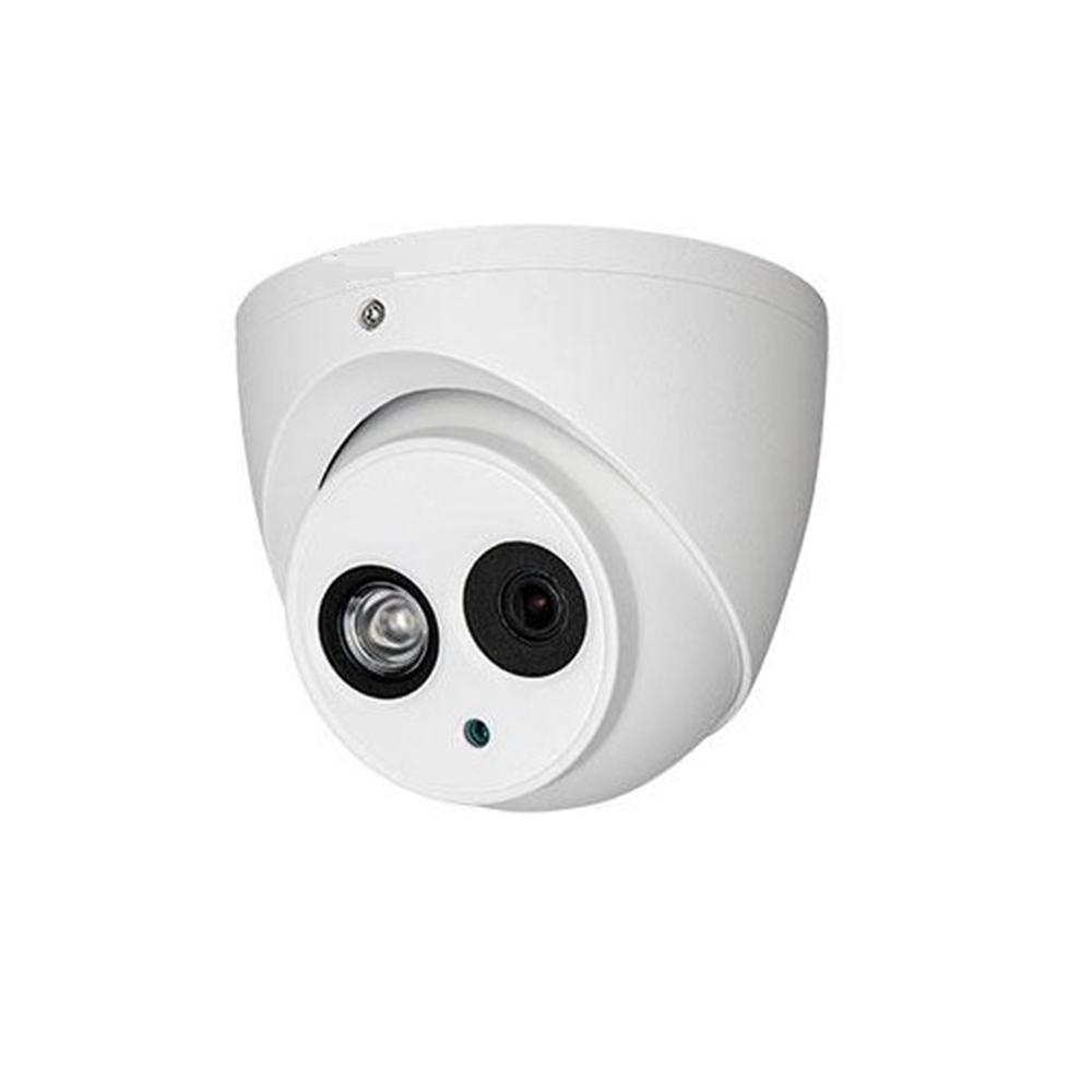 Càmera domo HDCVI 4EN1 5Mp D/N DWDR IR50m òptica fixa 2.8mm IP67