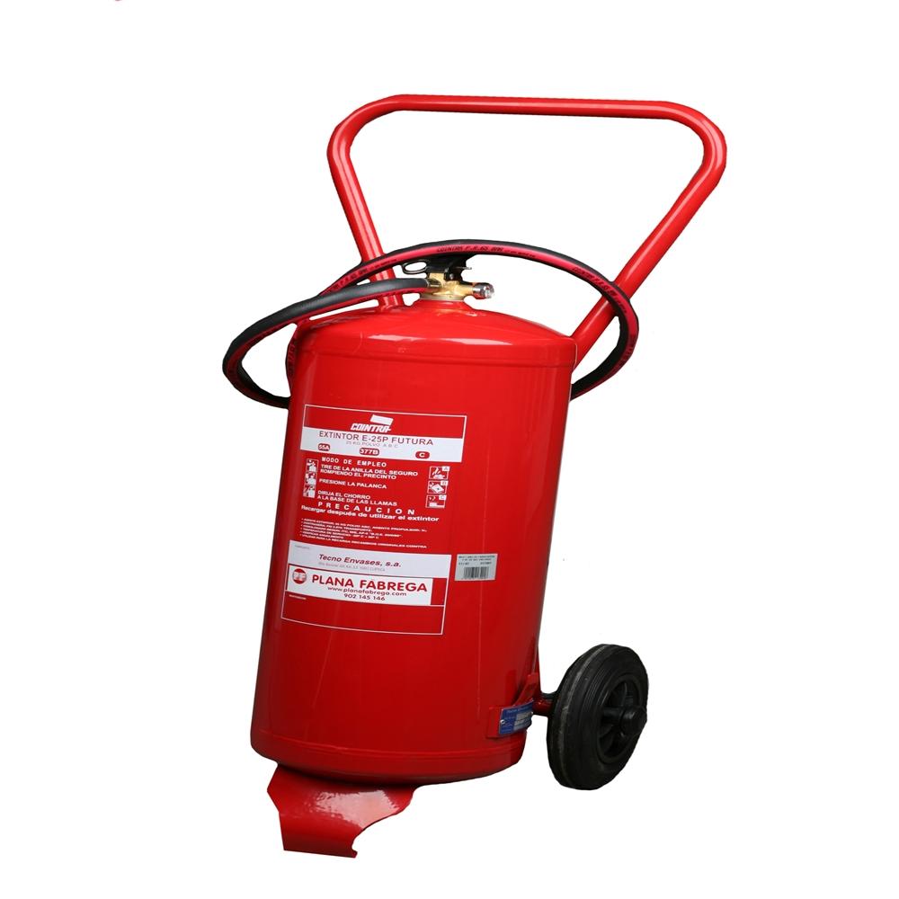 Extintor pols - ABC 25 Kg Ef. 55A-377B - Item2