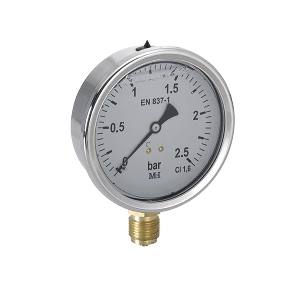 Manòmetre de comprovació d'extintors amb rosca exterior - Item1