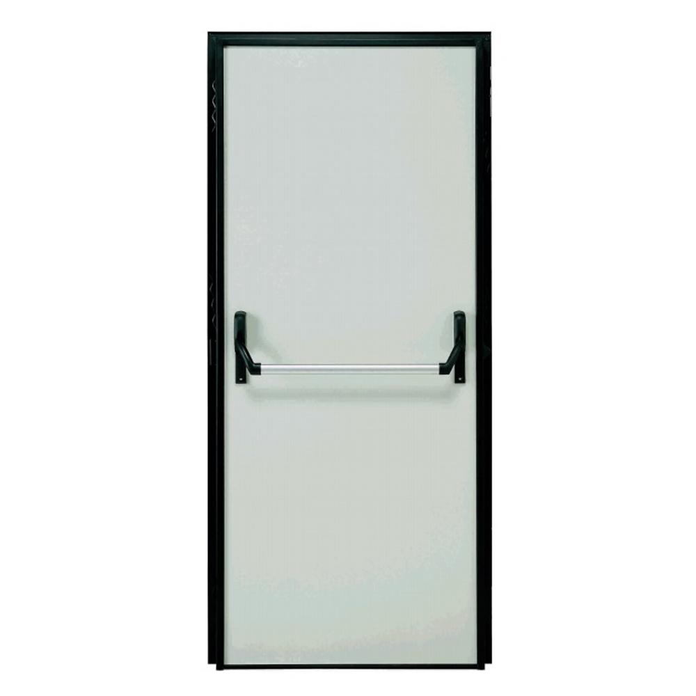 Porta RF EI-120 207x85 amb barra antipànic