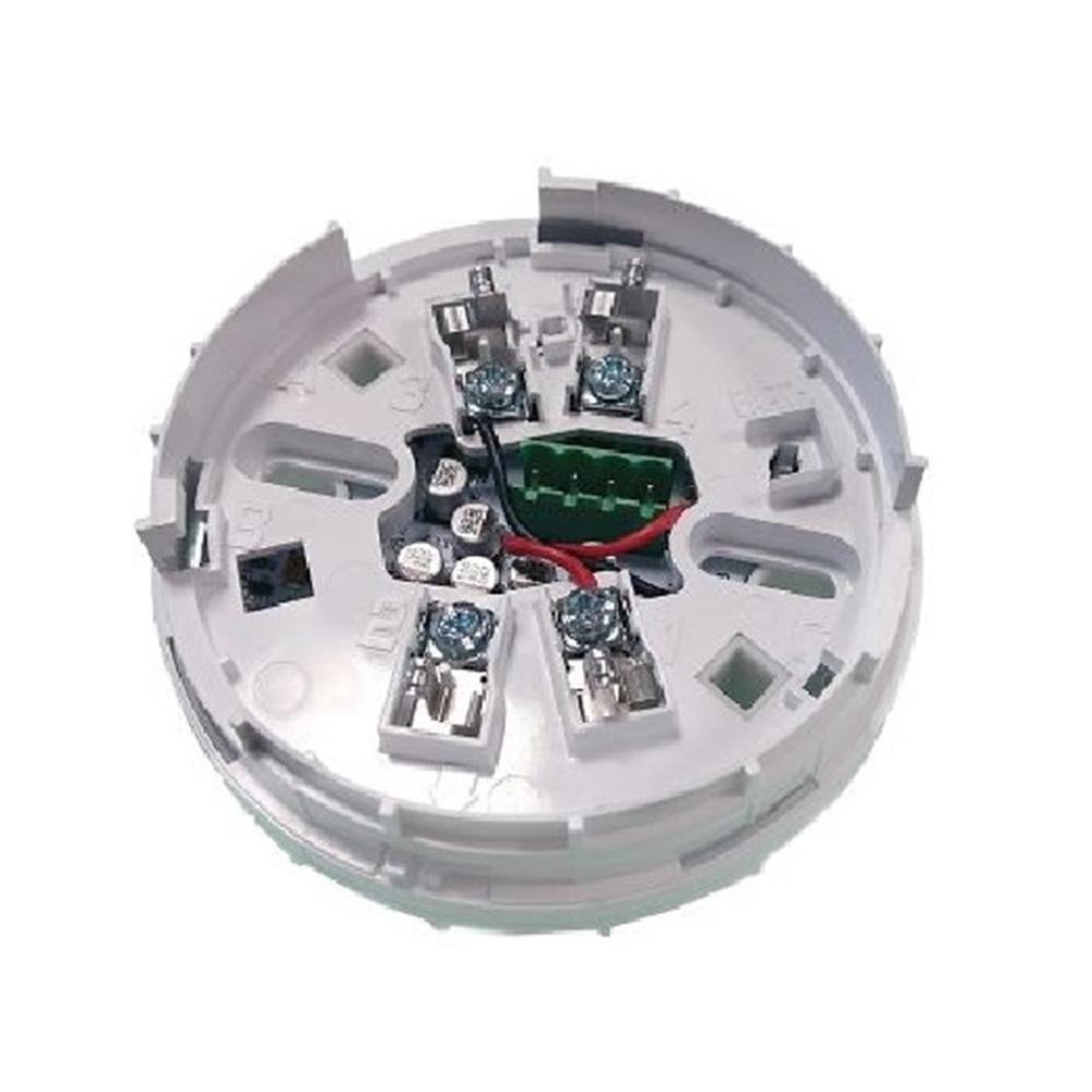 Base de conexión sirena y flash analógica 80dB IP30