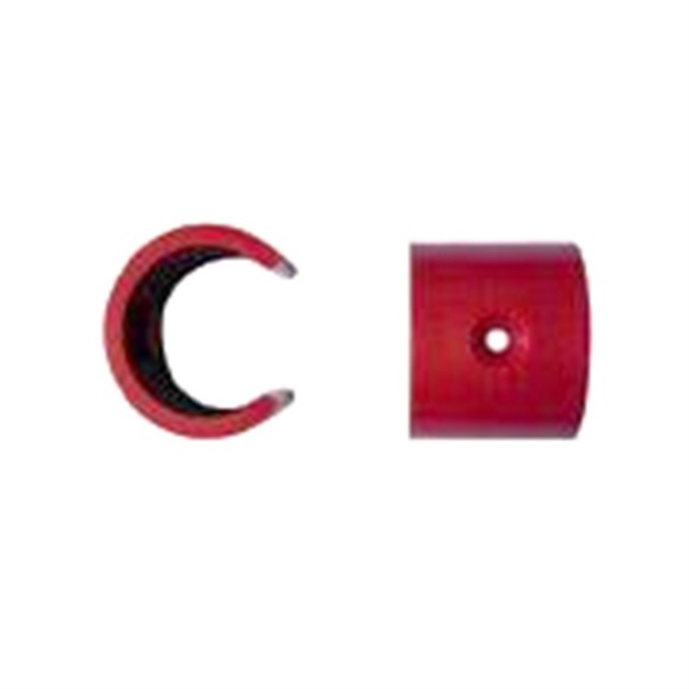 Clip per orifici de mostreig en el tub d'aspiració de 3 mm (10 u)