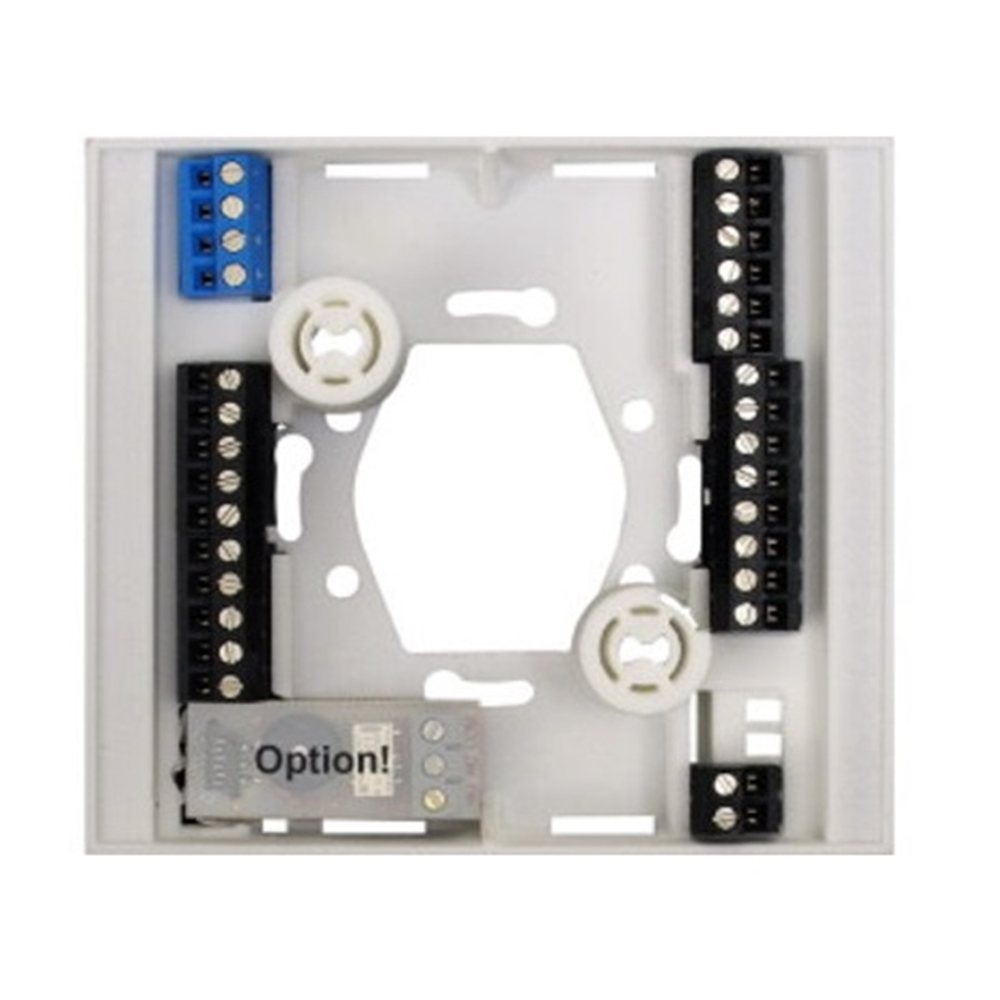 Base de conexión para módulo electrónico EM341 (blanco)