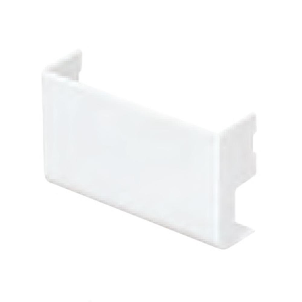 Adaptador Serie 3700 para canal 16X10 Blanco