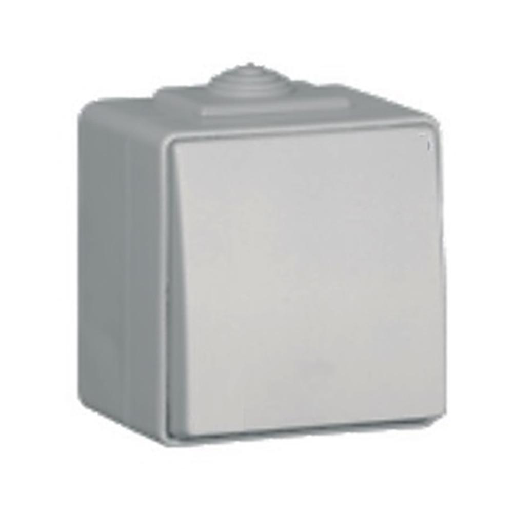 Commutador de creuament IP65 gris
