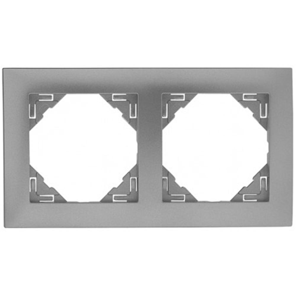 Marco doble Aluminio Aquarella