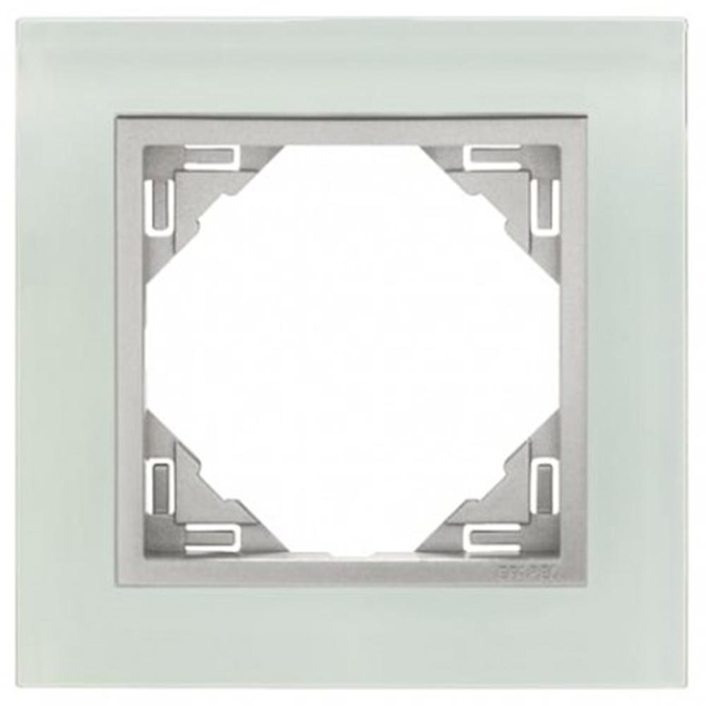 Marco simple Cristal/Aluminio