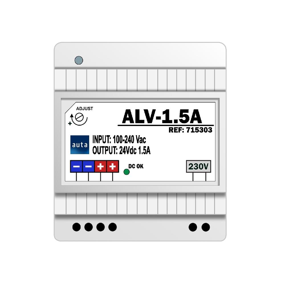 Alimentador ALV 1,5A