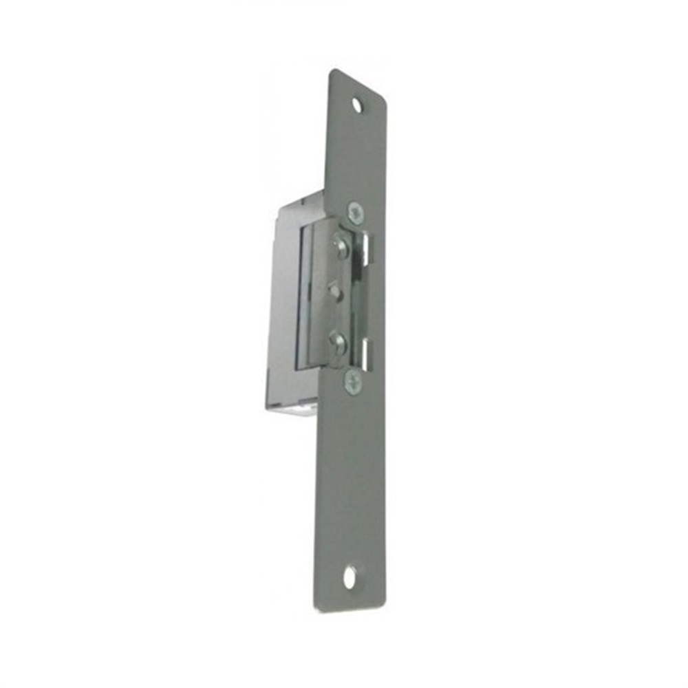 Abrepuertas 99-2 AbF/S 22mm gris automático deslizante 10-24Vac/dc 330kgf