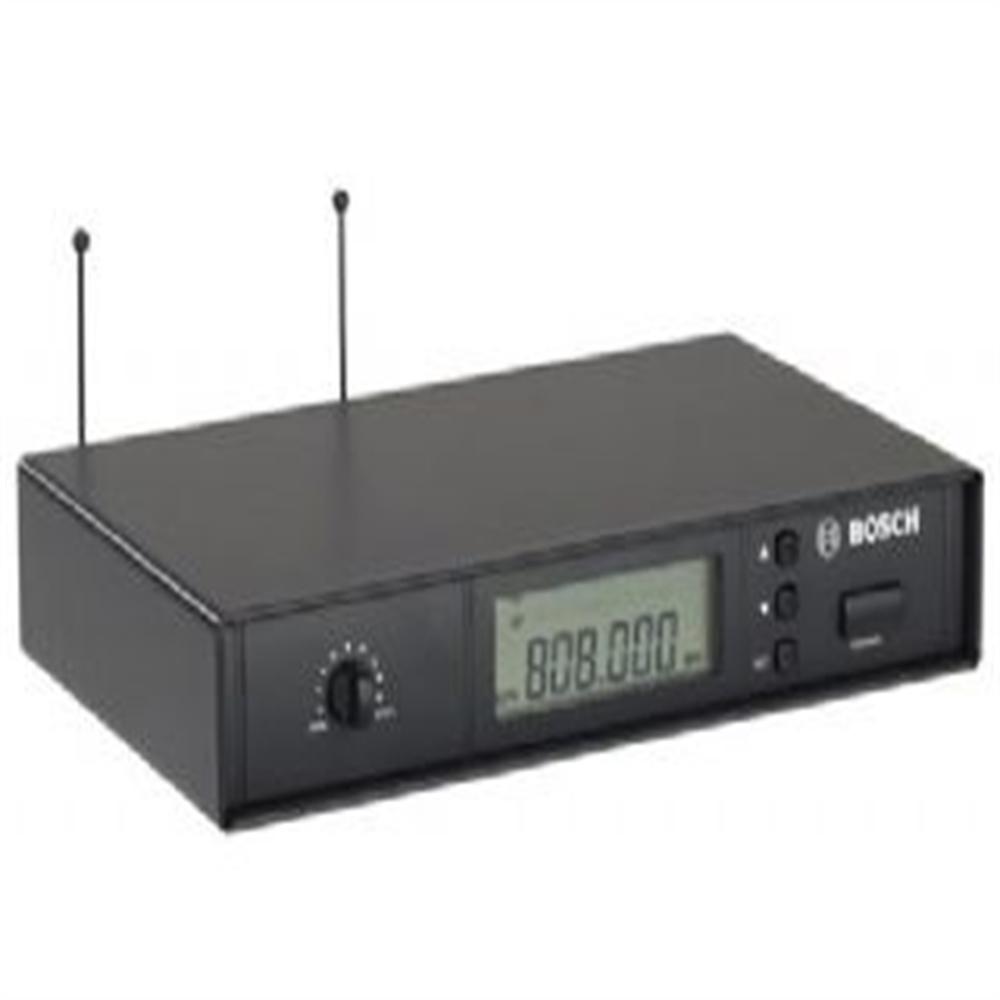 Receptor per un micròfon sense fils, 606-630MHz