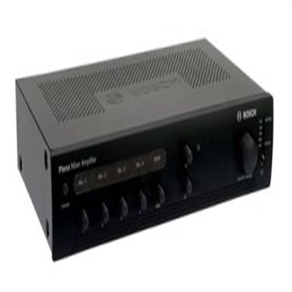 Amplificador de mezcla Plena 120W 4 ent micro + 1 música
