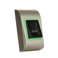 Lector biométrico en red exterior Aluminio