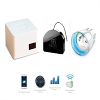 Kit de Smart Home con Dimmer y Enchufe inteligente+Gateway
