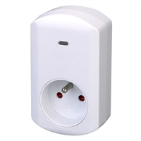 Enchufe inteligente Smart Home conexion F Pmáx. 3500W