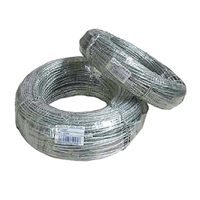 Cable vent 4mm (rotlles 100m)