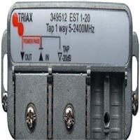 Derivador 1 sortida 20 dB d'atenuació EST 1-20
