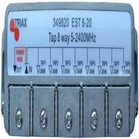Derivador 8 salidas 20 dB de atenuación EST 8-20
