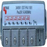 PAU Distribuïdor 6 sortides EST-PAU 1061
