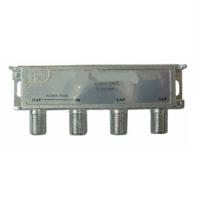 Derivador 2 sortides 10 dB d'atenuació DVPF2-10