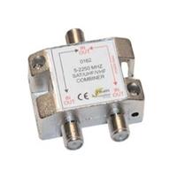 Mezclador/Separador señales terrestre y satélite