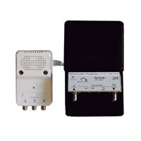 Kit amplificador de màstil LTE 4G 800 MHz; TLC 8135 G=30dB + font 24Vdc