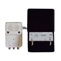 Kit amplificador de màstil LTE 5G 700 MHz TLC 7120 G=20dB + font 24Vdc