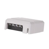 Receptor óptico Quad. +Terr. TVC 05 1 ent FC/PC+4 salidas FI