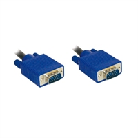 Cable VGA estàndard M-M. 15m