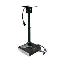 Soporte proyector techo regulable 58,5-83,5cm hasta 15kg