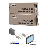 Extensor VGA per cable CAT.5 100m