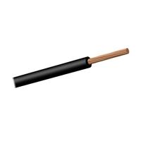Cable ES 07Z1-K(AS) 2,5 CPR negre