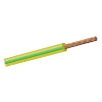 Cable ES 07Z1-K(AS) 2,5 CPR verd/groc