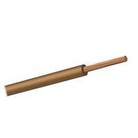 Cable ES 07Z1-K(AS) 2,5 CPR marró