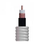 Cable coaxial per TV per cable Banda Ampla ICT2 negre En tub T-20