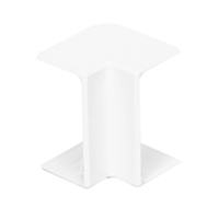 Angle interior Canal 12x7 blanc