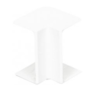 Angle interior Canal 16x10 blanc