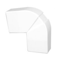 Angulo Plano variable Canal 20x12,5 blanco